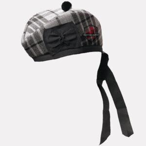 Gray watch Glengarry Hat