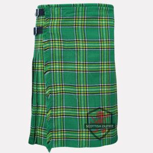 Irish-National-Eight-Yard-Tartan-Kilt