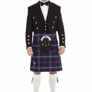 Prince Charlie Kilt Outfit