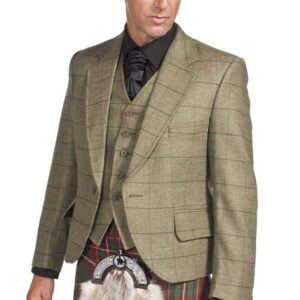 Tweed Kilt Jackets