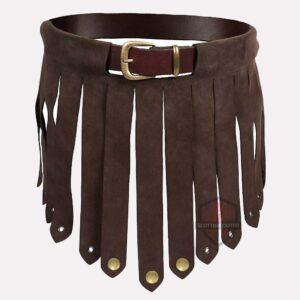 Leather Gladiator Kilt