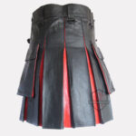 black-and-red-leather-mens-kilt