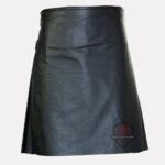 Traditional Leather Kilt