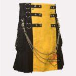 black-and-yellow-kilt
