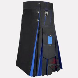 black-blue-hybrid-kilt-side