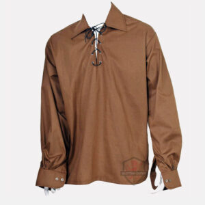 brown-jacobite-ghillie-shirt