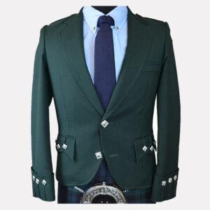 green-argyle-jacket