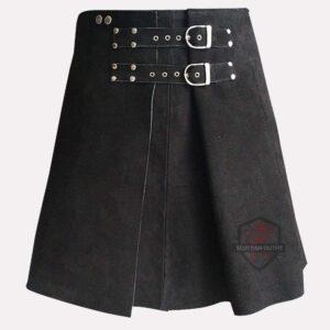 leather gladiator roman warrior kilt
