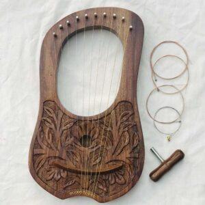 lyre-harp-10-string