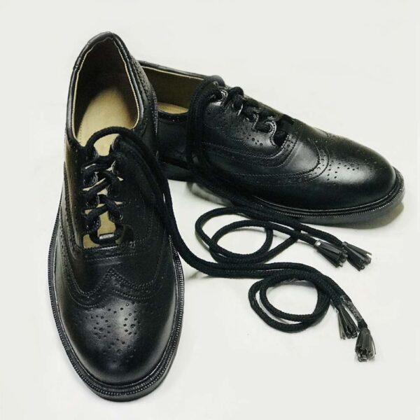 Genuine Leather Traditional Pride Ghillie Brogues