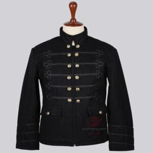 black_wool_napolian_style_renaissance_military_zipper_jacket_for_men_6_