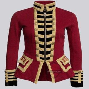 ladies_red_wool_hussar_jacket_ladies_hussar_jacket_ladies_fashion_jacket