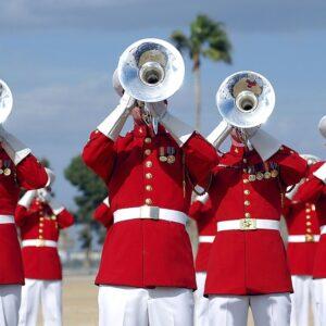 Marching Band Jacket